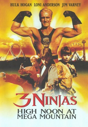 Ninjas Movie With Hulk Hogan