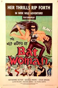 The Wild World of Bat Woman One Sheet