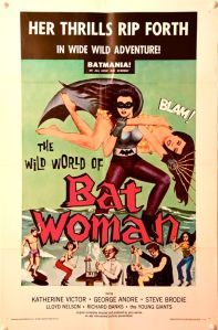 The Wild World of Bat Woman One Sheet