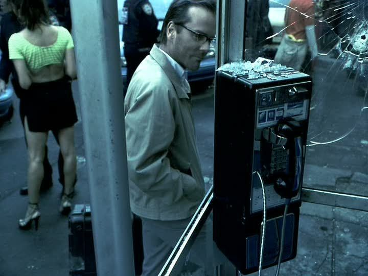 larry cohen collection �phone booth� misantropey