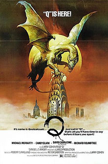 larry cohen collection �q the winged serpent� misan