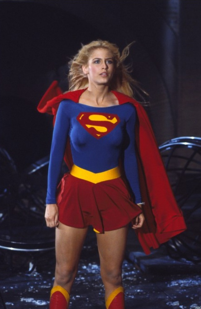 supergirl misantropey