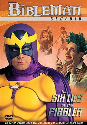 Bibleman Six Lies Of The Fibbler Misan Trope Y