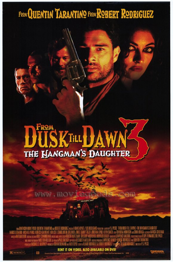 from dusk till dawn 3 the hangman s daughter misan trope y. Black Bedroom Furniture Sets. Home Design Ideas