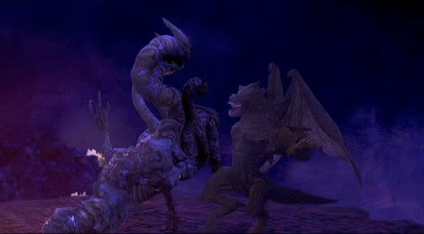 Mortal Kombat Annihilation Misan Trope Y