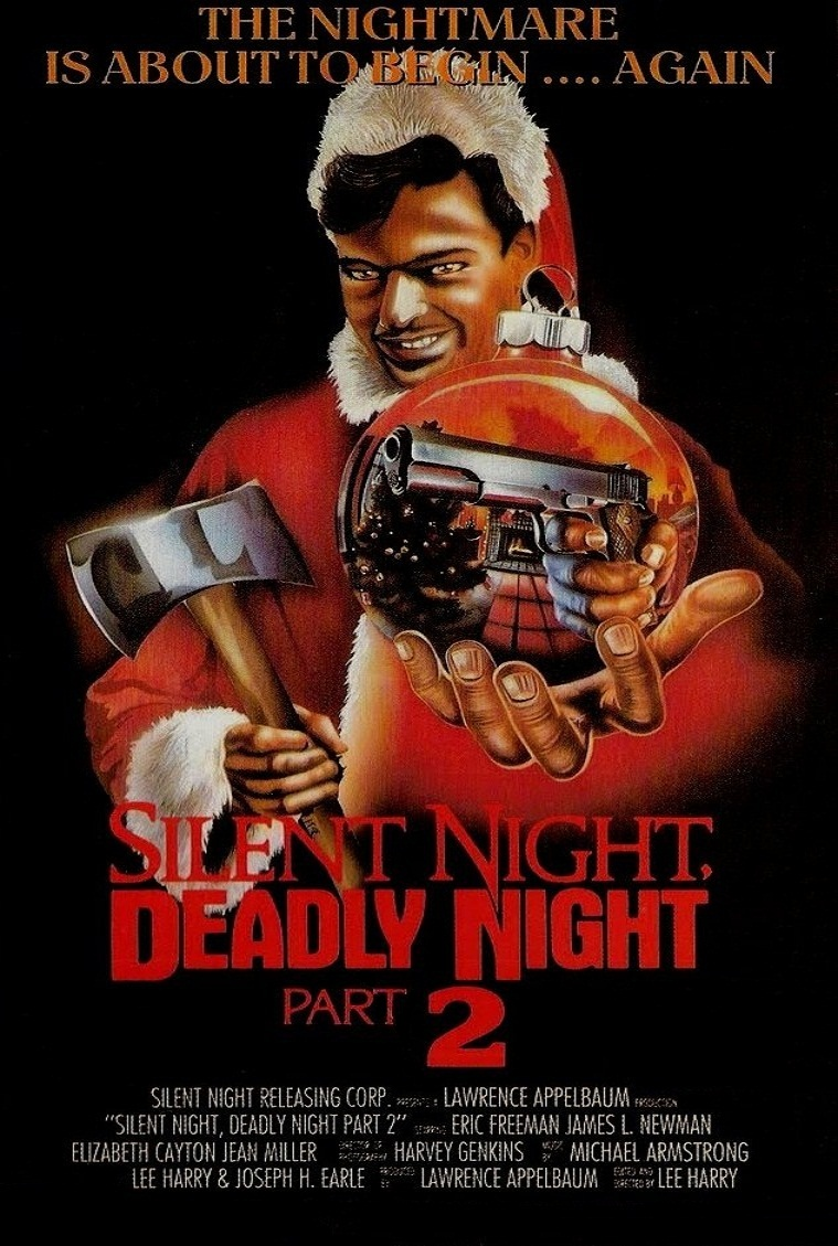 Silent Night Deadly Night Part 2 Misan Trope Y