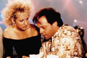 WIRED, Lucinda Jenney as Judy Belushi, Michael Chiklis as John Belushi, 1989, © Taurus Entertainment
