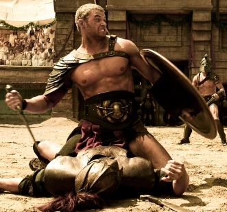 KELLAN LUTZ stars in THE LEGEND OF HERCULES