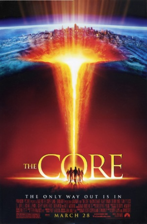 the core a geology based movie critique Scientific understanding of the internal structure of the earth is based on observations of topography and bathymetry the core does not allow shear waves to pass through it the wikibook historical geology has a page on the topic of.