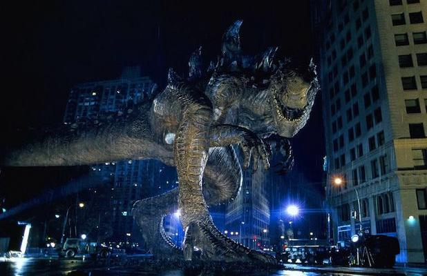 Godzilla Size Matters